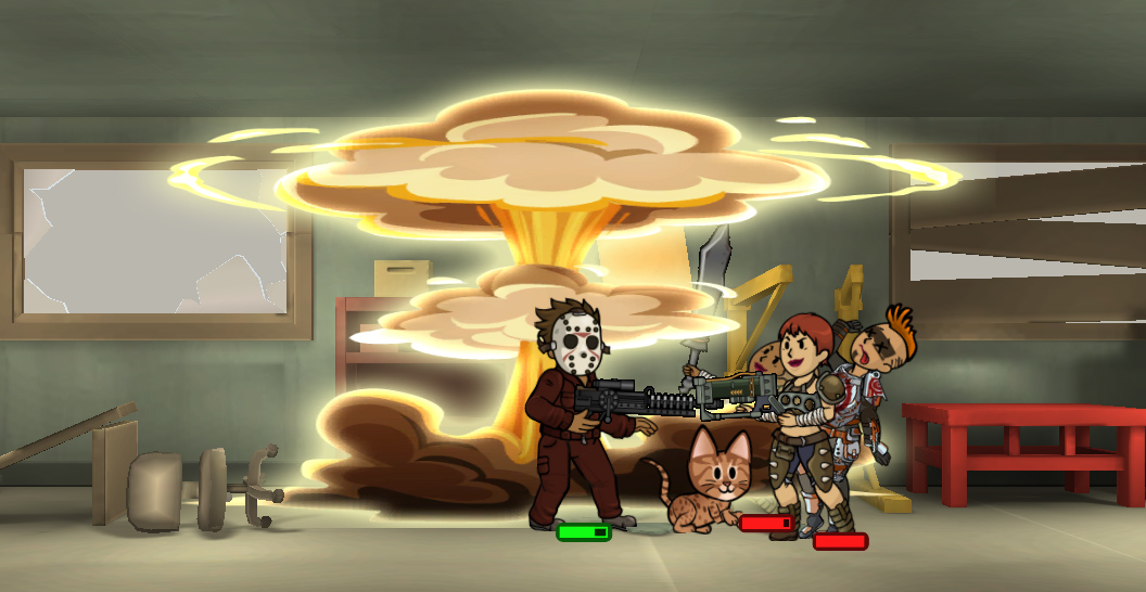 Fallout Shelter (Android & PC) | Lux Atarnia