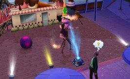 Torch juggling, yay.