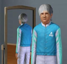Grandpa outfit.