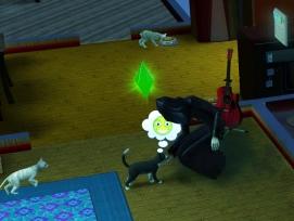 Yay, reaper brought treats.